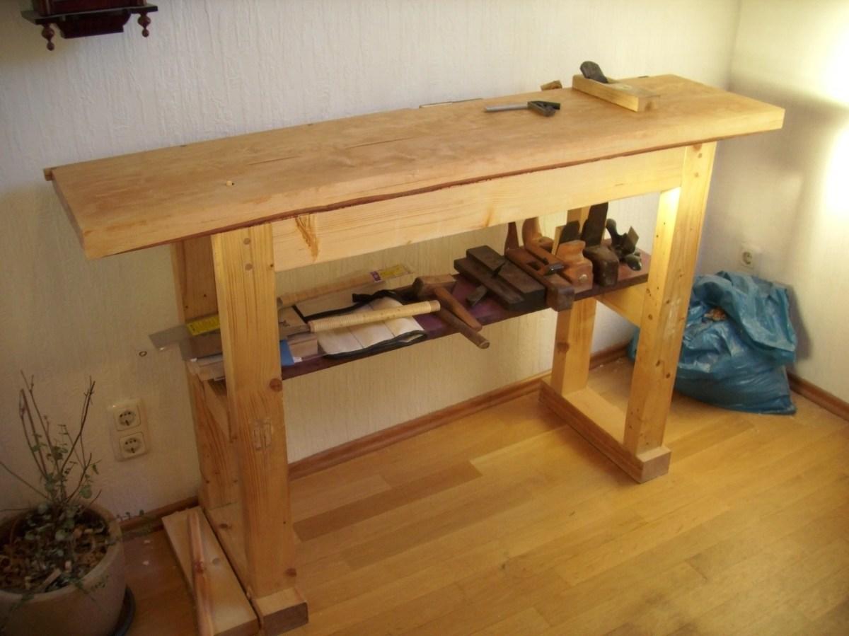 Workbench by Jakob Reinhold