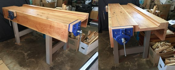 Workbench by Leland Purvis