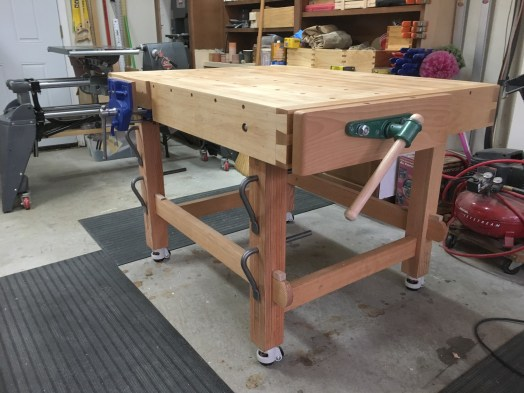 Workbench by Tom Funk