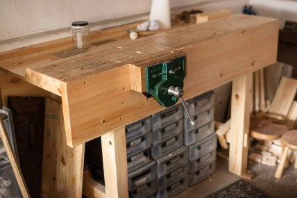 Workbench by btyreman