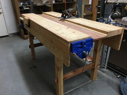Workbench by civilenginerd