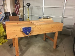 Workbench by tcurtis