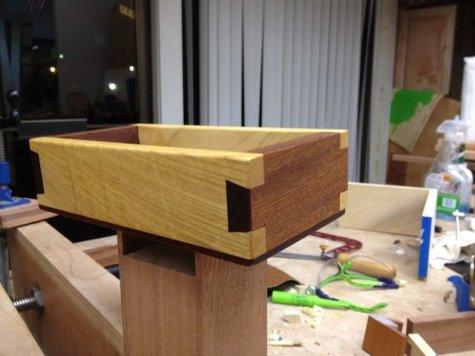 Dovetail Box by Eric Kimes