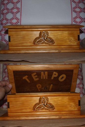 Dovetail Box by António Samagaio