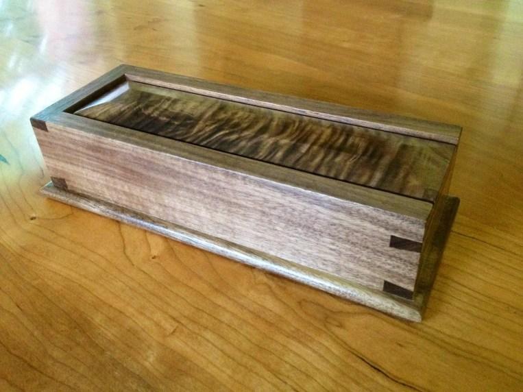 Dovetail Box by Jason
