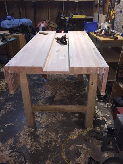 Workbench by timvogan