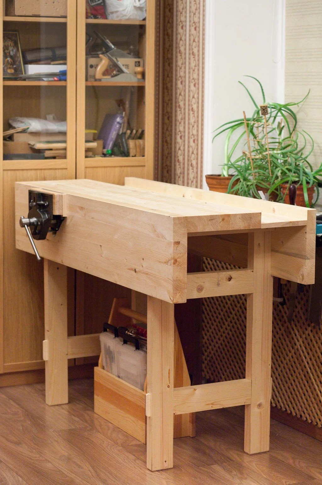 Workbench by Misha