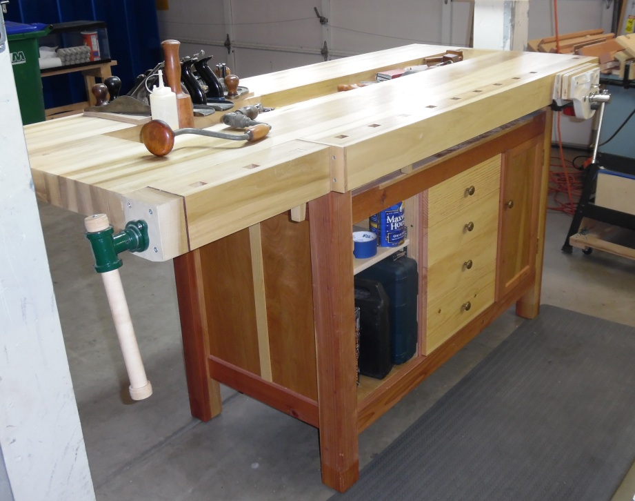 Workbench by Farred