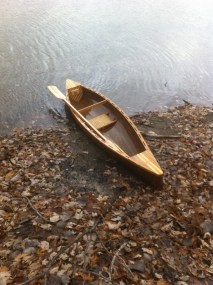 canoe (Featherweight Boatbuilding by Mac Mccarthy) by thiel2