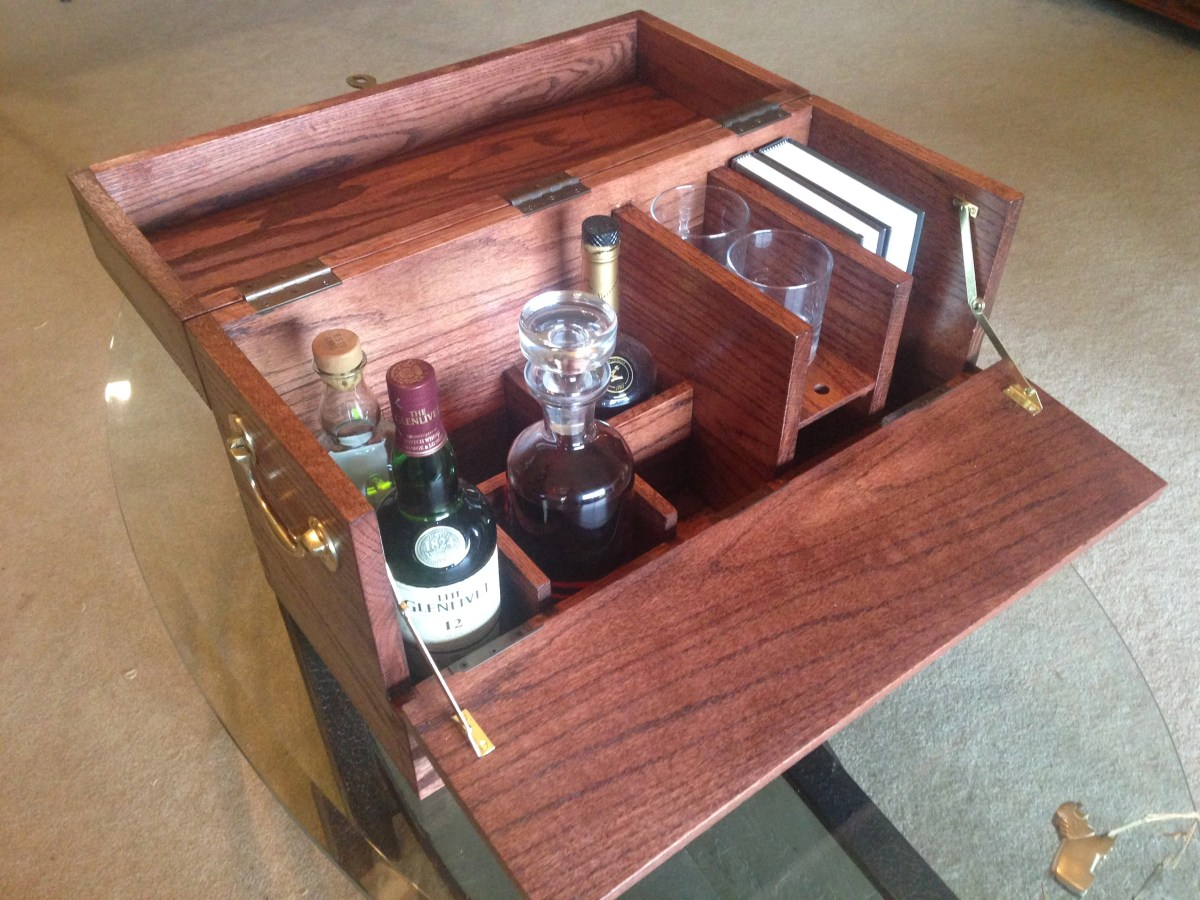 Traveling Scotch Bar by Chris