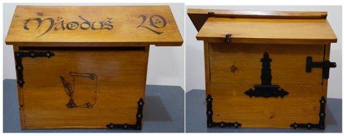 Letter Box by Nikola Maoduš