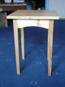 Chairside table by nljsellers