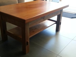 Coffee Table by Michael van Zadelhoff