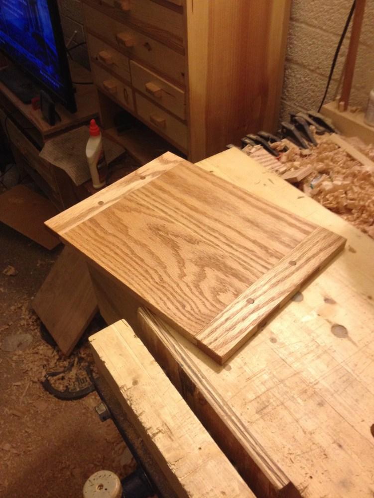 Breadboard-end Cutting Board by rgjohn19