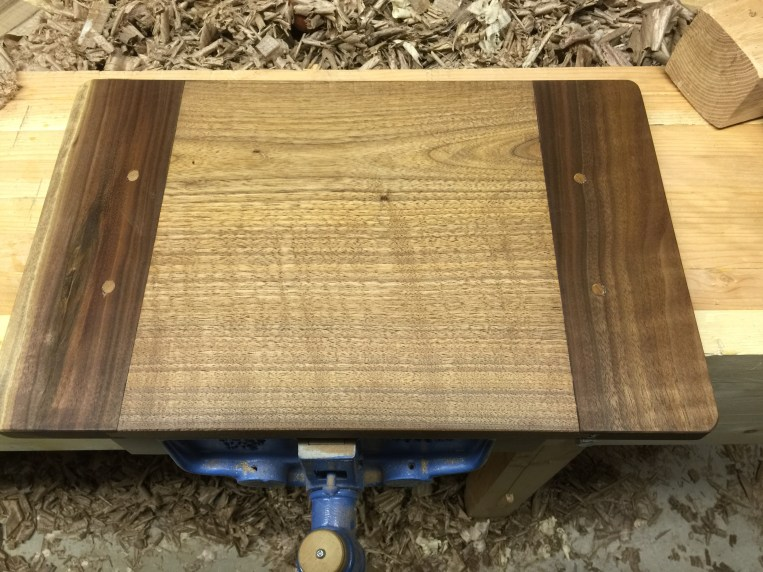 Breadboard-end Cutting Board by adswift