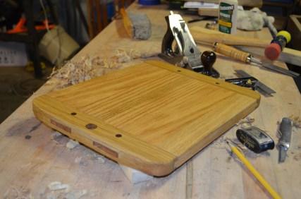 •Breadboard-end Cutting Board by das0521
