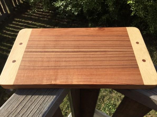 •Breadboard-end Cutting Board by mfletcher
