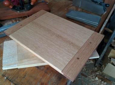 Breadboard-end Cutting Board by andii