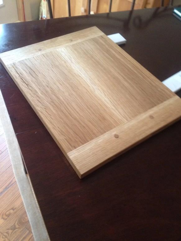 •Breadboard-end Cutting Board by cubb