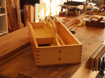 Tool Tote by Thomas Turansky