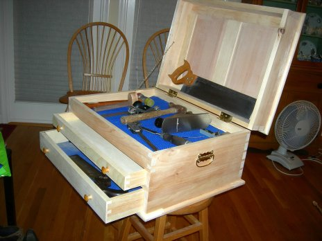 Tool Chest by Eric