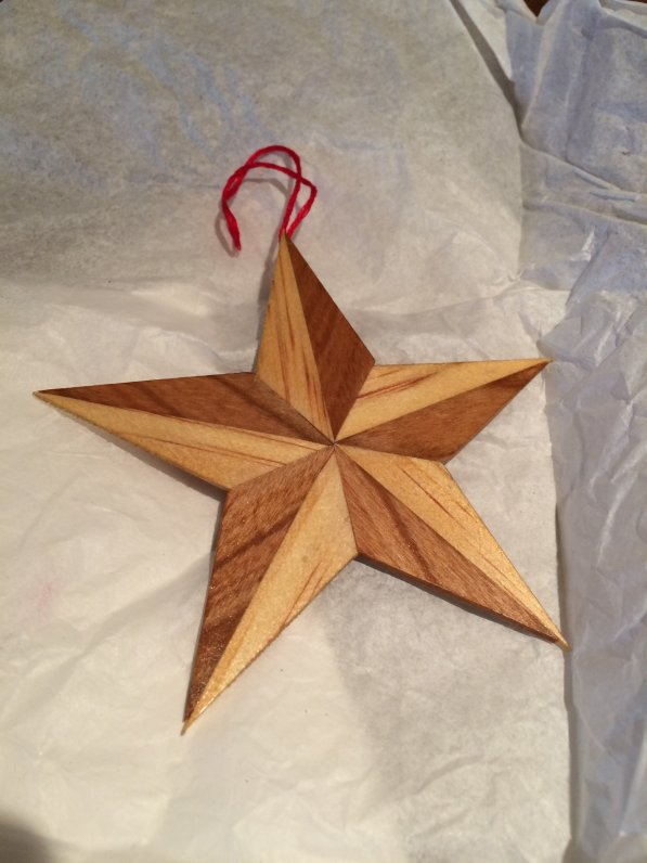 Christmas Star by tbarton