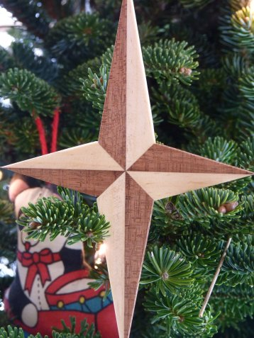 Christmas Star by David Ashdown