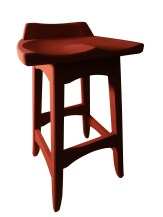 Bench Stool by rotaryw
