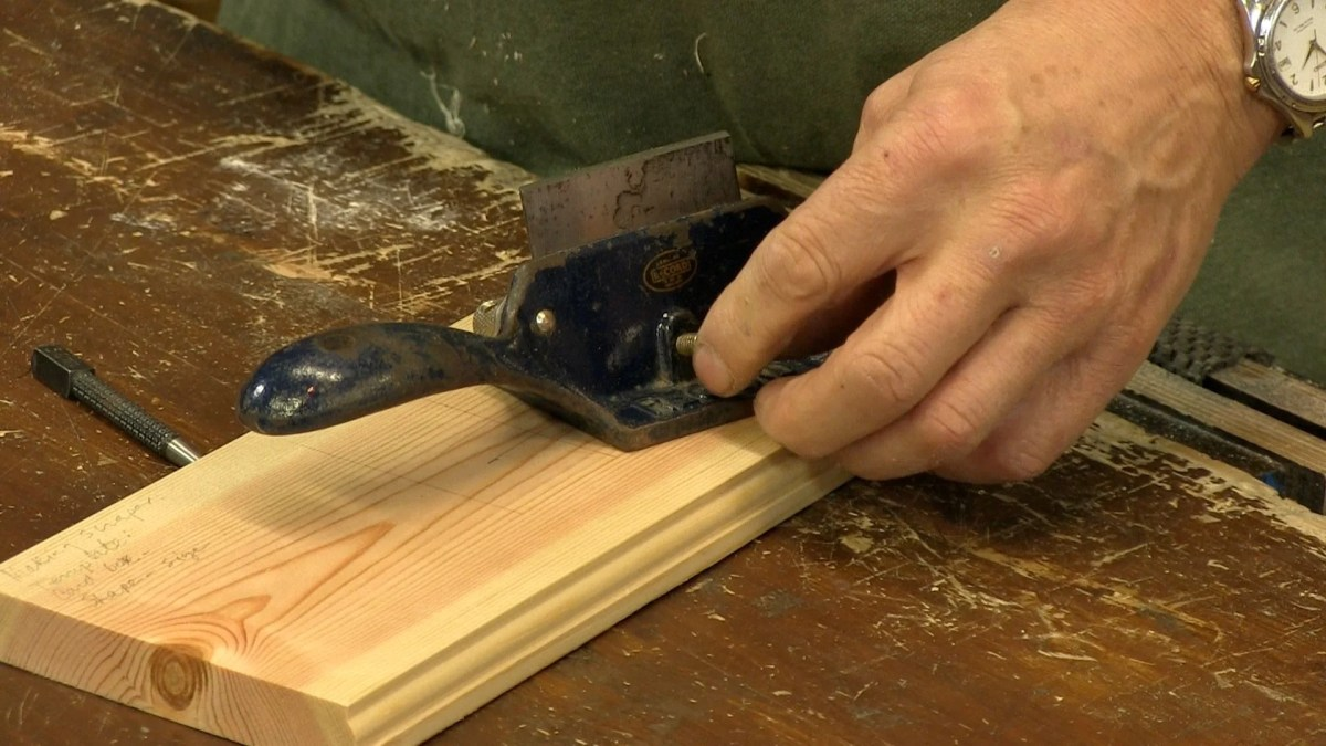 No 80 Cabinet Scraper Woodworking Masterclasses