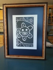 Picture Frame by Marilyn Moreno