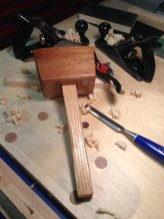 Joiners Mallet by Jimmy Chrisawn