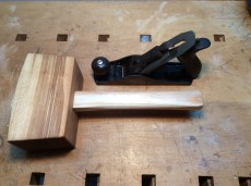 Joiner's Mallet by John Gibson (sodbuster)