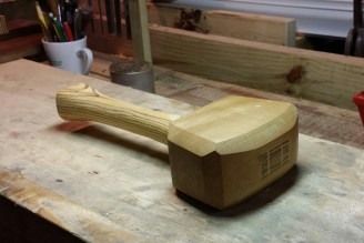 Joiner's Mallet by robinhc
