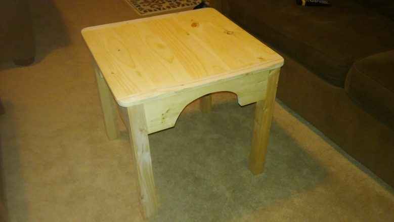 Occasional Table by greitzera