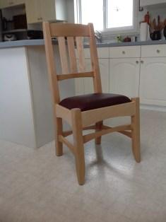 Dining Chair by ticktockman