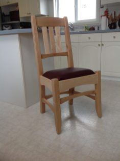 Dining Chair by ticktockman