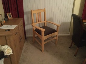 Dining Chair by rayc21