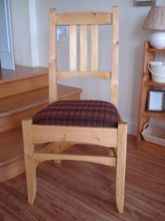Dining Chair by barrysutton