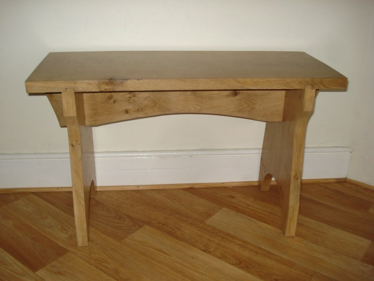 Shaker Stool by barrysutton