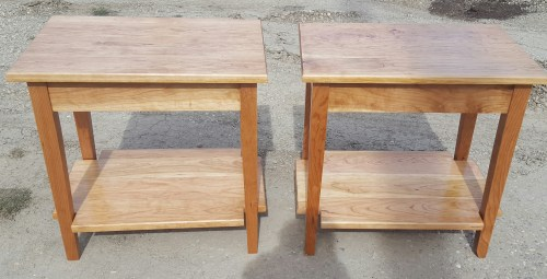 Sofa Tables by Al Livingstone