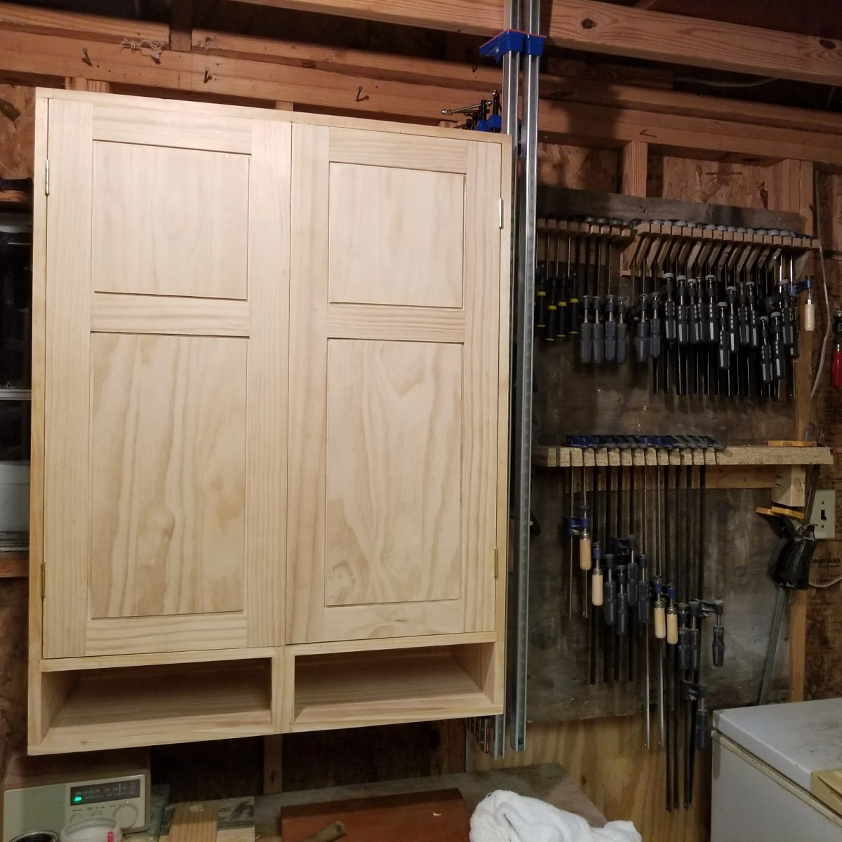 Tool Cabinet by Keith Willis