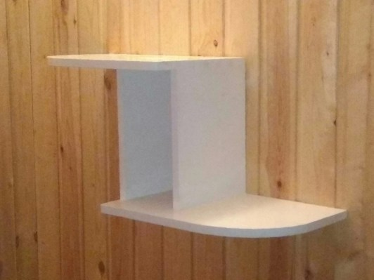A Flower Shelf by Misha