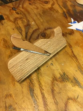 Rebate Plane by Donn Sword