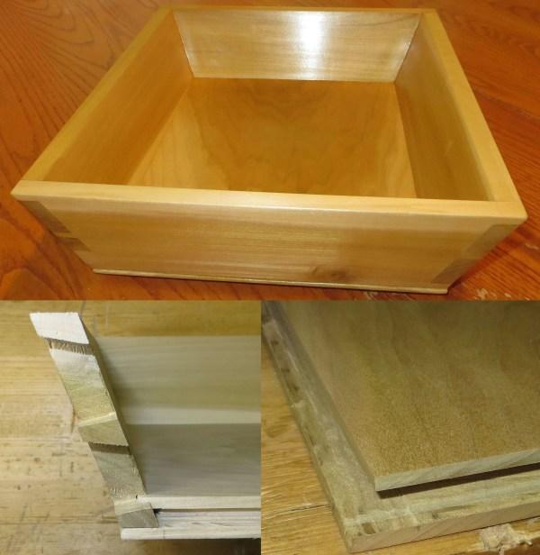 Shaker-like tray by mercified