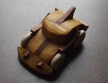 Toy Car by Daithi O'Riogain