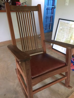 Rocking Chair by Marcelo Lima