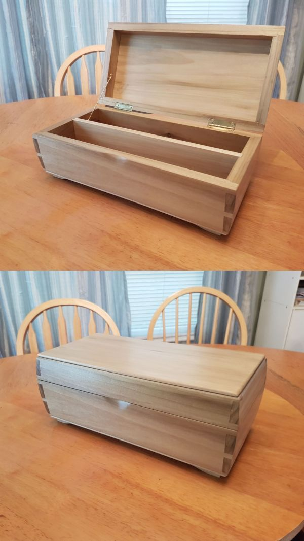 Keepsake Box by bpower
