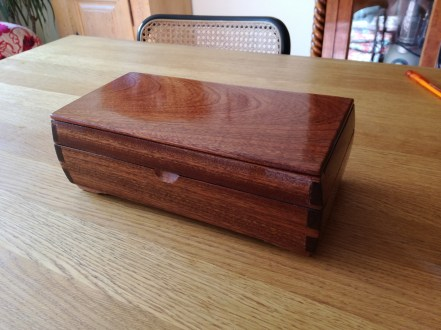 Keepsake Box by jglaeser