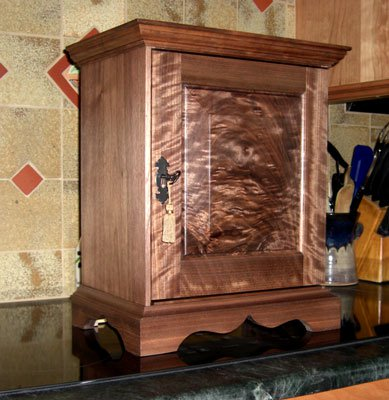 Pennsylvania Spice Chest by Mac McAtee