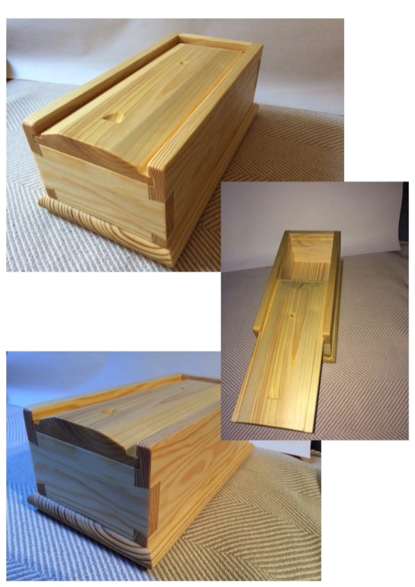 Just a dovetailed Box
